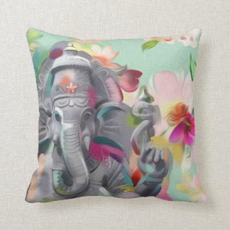 Buddha Ganesha Art pillow