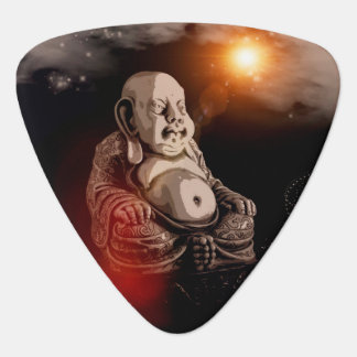 Buddha Guitar Pick