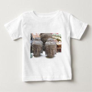 Buddha Heads Baby T-Shirt