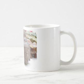 Buddha Heads Coffee Mugs