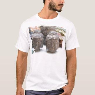 Buddha Heads T-Shirt