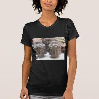 Buddha Heads Tee Shirts