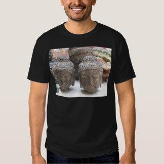 Buddha Heads Tshirts