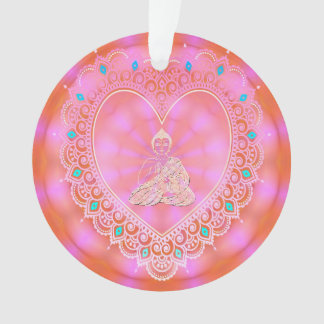 Buddha Icon (Uplifting & Energetic)