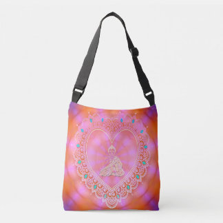Buddha Icon (Uplifting & Energetic) Crossbody Bag