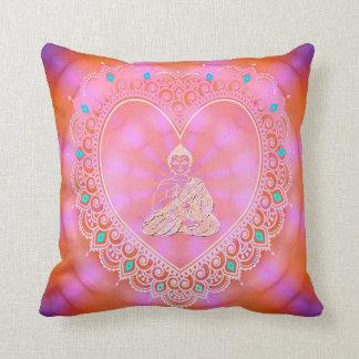 Buddha Icon (Uplifting & Energetic) Cushion