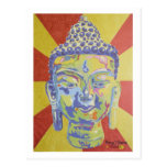 Buddha III Postcard
