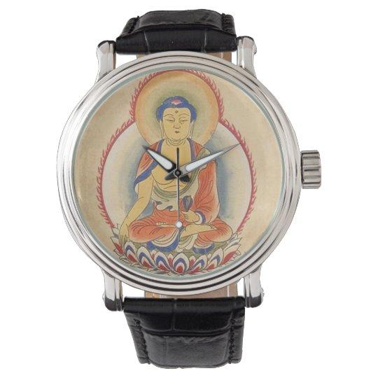 Buddha in Meditation Watches
