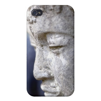 Buddha in Profile Covers For iPhone 4