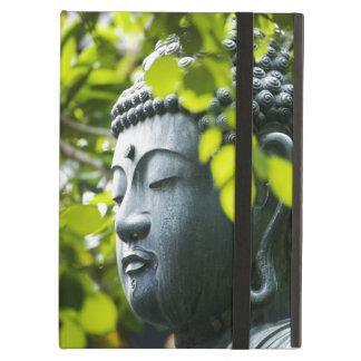 Buddha in Senso-ji Temple Garden Cover For iPad Air