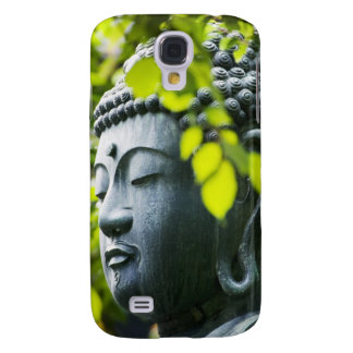 Buddha in Senso-ji Temple Garden Galaxy S4 Case
