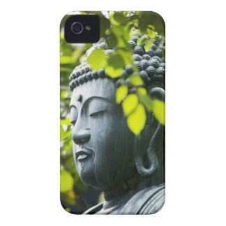 Buddha in Senso-ji Temple Garden iPhone 4 Cases