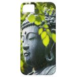 Buddha in Senso-ji Temple Garden iPhone 5 Covers
