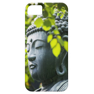 Buddha in Senso-ji Temple Garden iPhone 5 Covers