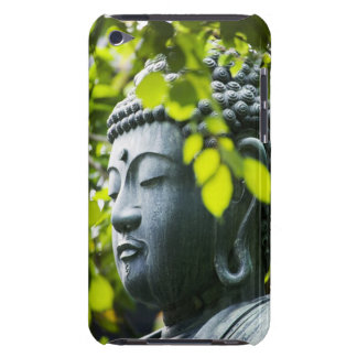 Buddha in Senso-ji Temple Garden iPod Touch Case