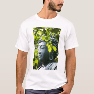 Buddha in Senso-ji Temple Garden T-Shirt