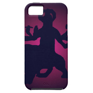 Buddha in Silhouette iPhone 5 Covers