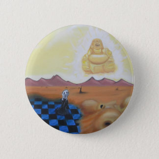 Buddha in the Sky Pin