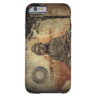Buddha iPhone 6 case By LineZen Tough iPhone 6 Case