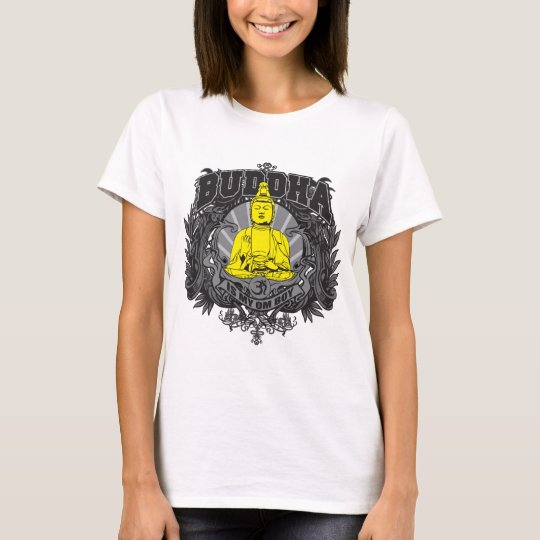 Buddha Is My Om Boy T-Shirt