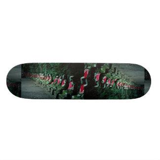 Buddha, Japan Custom Skate Board