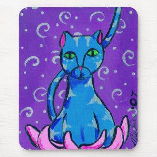 Buddha Kitty Mouse Mat
