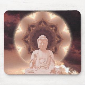 Buddha Mandala Mouse Mat