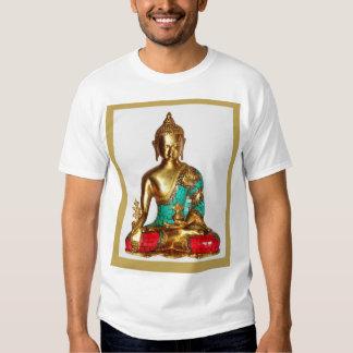 Buddha Meditation ACTIVEWEAR Men's Basic T-Shirt