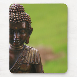 Buddha Meditation Mouse Mat