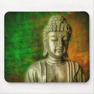 Buddha Mind Mouse Mat