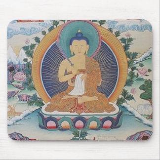 BUDDHA MINDFULNESS MOUSE MAT