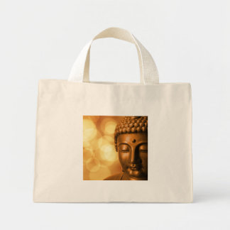 Buddha Mini Tote Bag