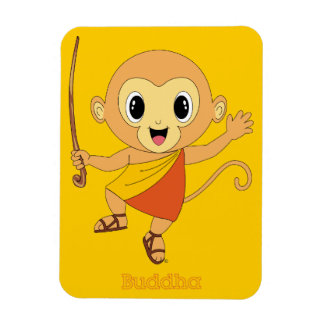 Buddha Monkey™ Flexible Magnets