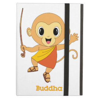Buddha Monkey™ iPad Covers