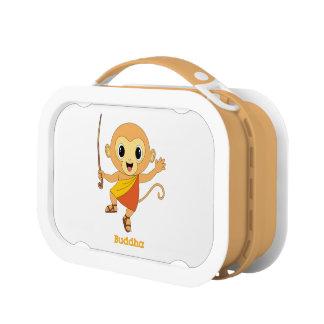 Buddha Monkey™ Lunch Box