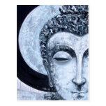 Buddha Moon Postcard