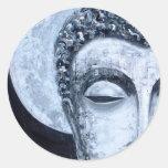 Buddha Moon Stickers