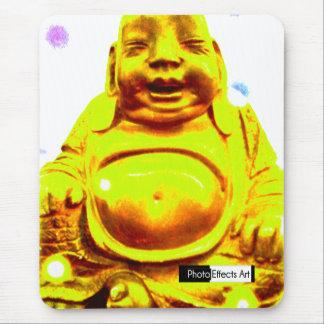Buddha Mouse Mat
