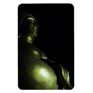 Buddha Night Rectangle Magnets