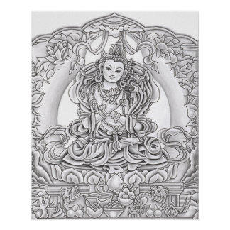 Buddha of Compassion Print