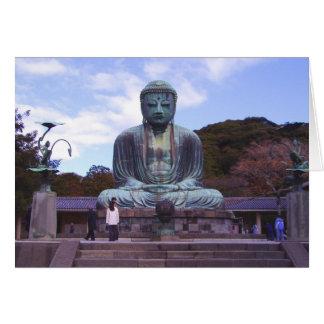 Buddha of Kamikura-card Card