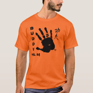 BUDDHA PALM T Shirt by Joe Grange