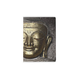 Buddha Passport Wallet Passport Holder