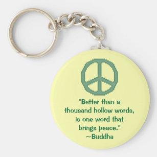 Buddhist Symbols Key Rings & Keychains | Zazzle UK