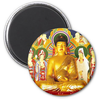 Buddha Peace Tranquility Serenity Refrigerator Magnets