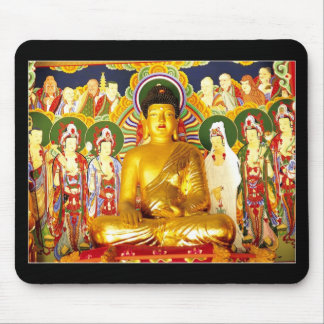 Buddha Peace Tranquility Serenity Mouse Mat