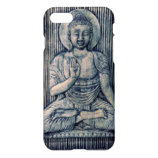 Buddha phone case lotus