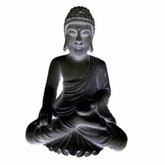 Buddha Photo Sculpture Magnet