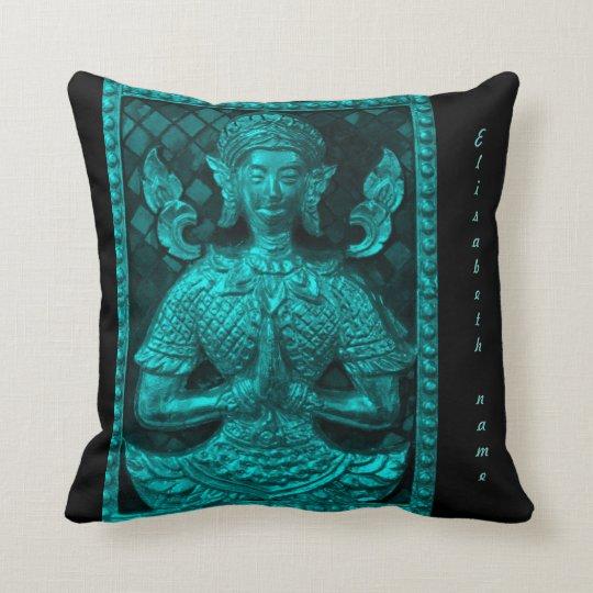 buddha,Pillow,template, craft, holiday, elegant, Cushion