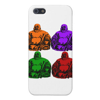 buddha - pop art iPhone 5 cases